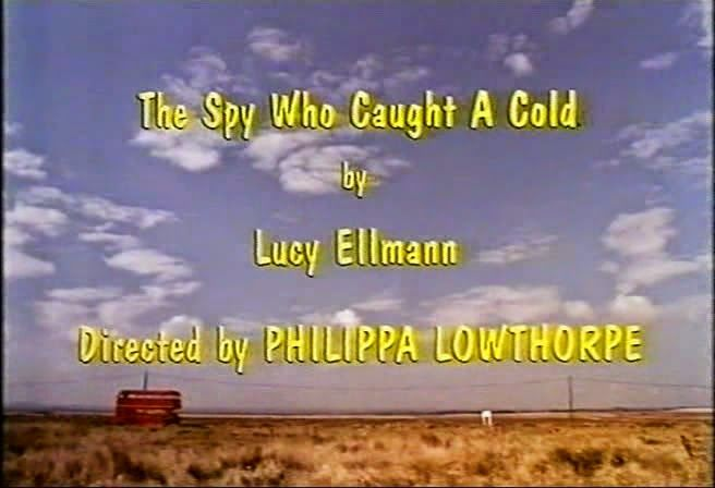 The Spy Who Caught a Cold (1995) with Lesley Nightingale on DVD
