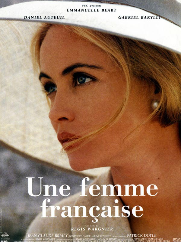 A French Woman (1995) with English Subtitles on DVD