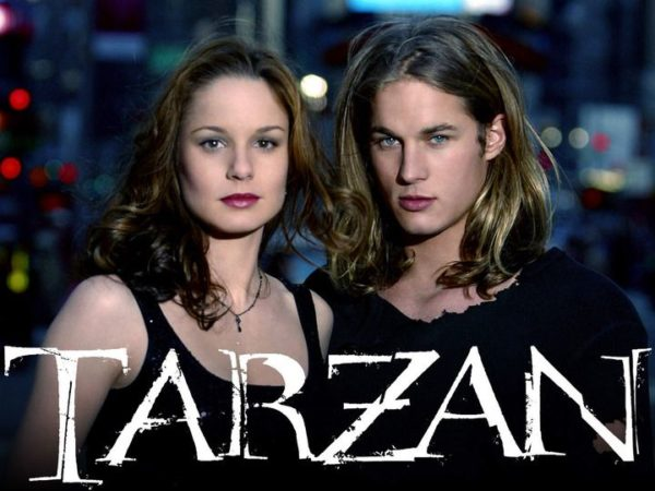Tarzan 2003 Series on DVD