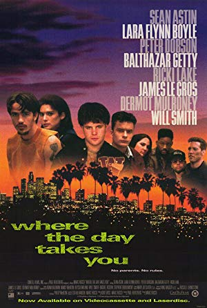Where the Day Takes You 1992 2