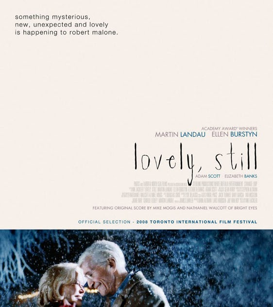 Lovely, Still (2008) starring Martin Landau on DVD