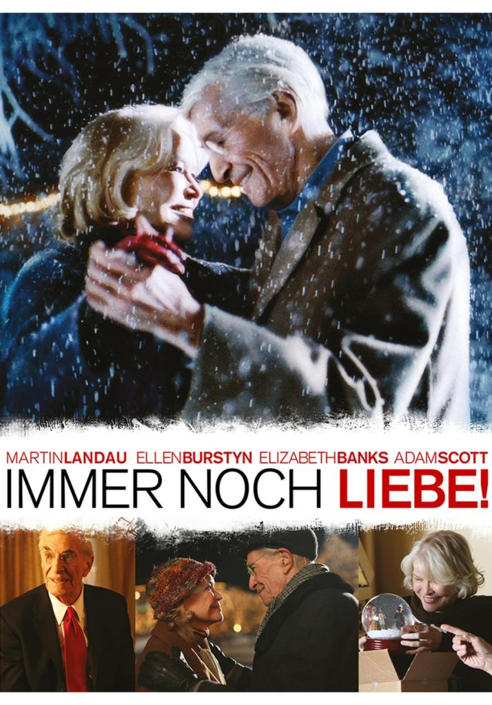 Lovely, Still 2008 German Poster