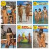 Sonnenfreunde Sonderheft Magazines 170-234 on DVD