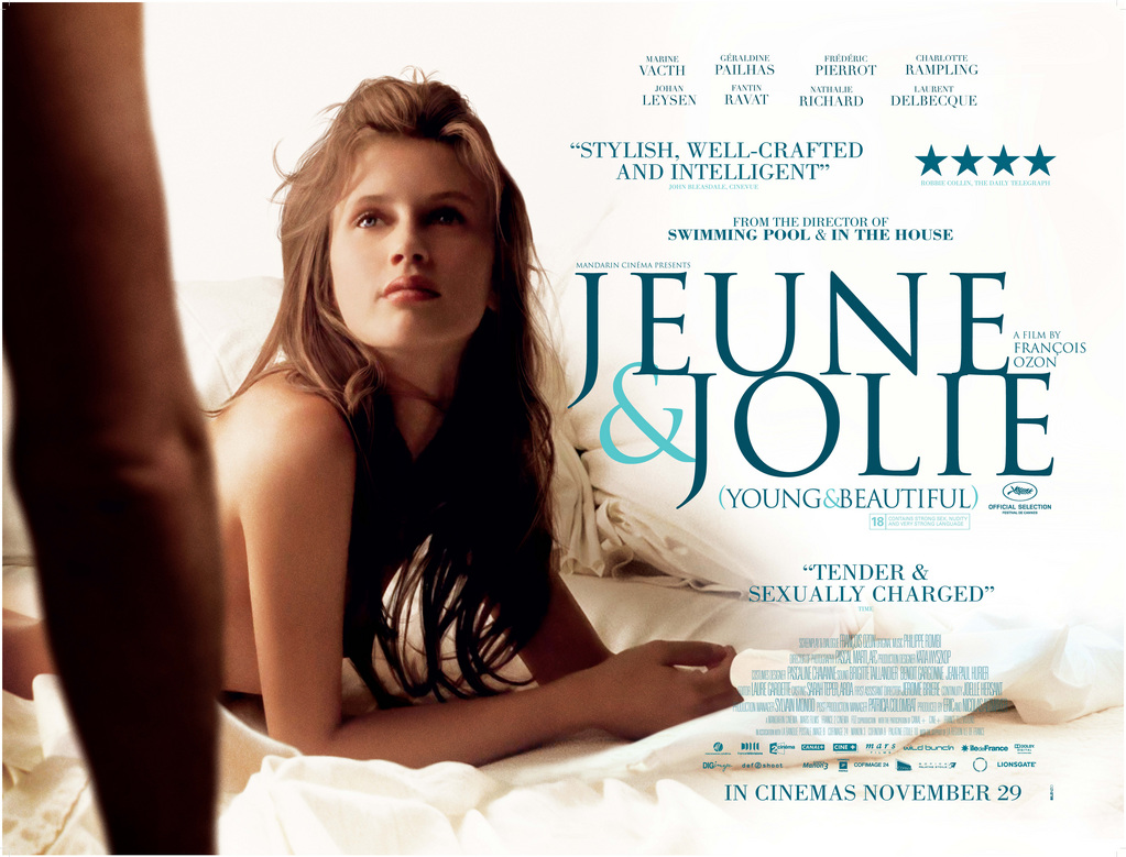 Young & Beautiful (Jeune & Jolie) 2013 with English Subtitles DVD
