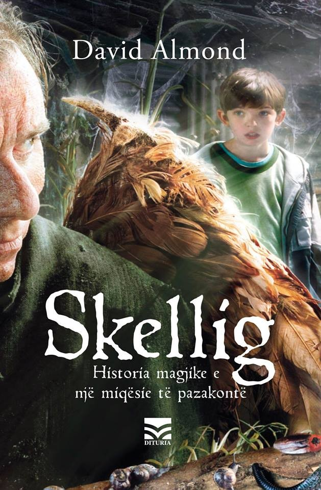 Skellig: The Owl Man (2009) starring Tim Roth on DVD