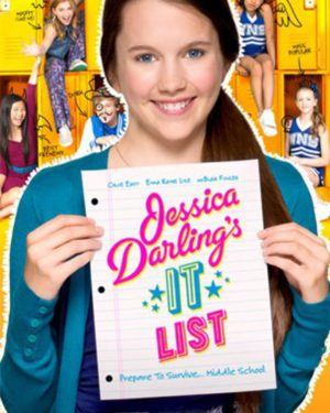 Jessica Darling's It List (2016) DVD