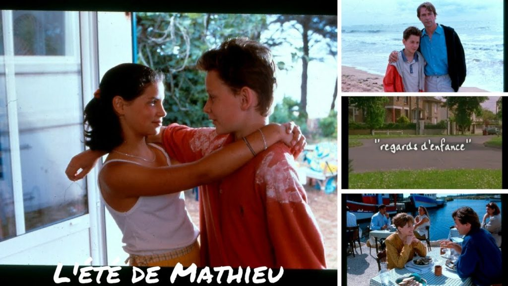 L'été de Mathieu (The Summer of Mathieu) 1999 on DVD