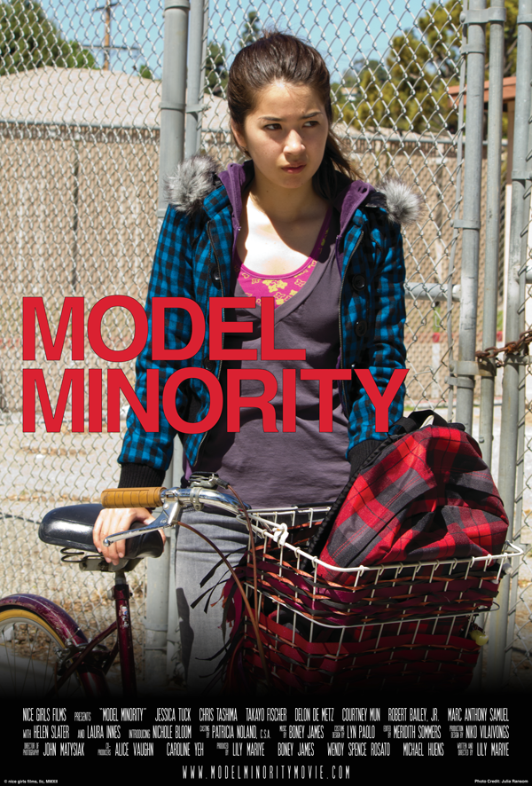 Model Minority 2012 starring Nichole Bloom (Unrated) on DVD