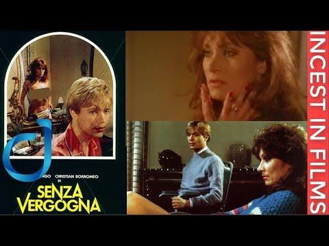 Senza vergogna (1986) on DVD