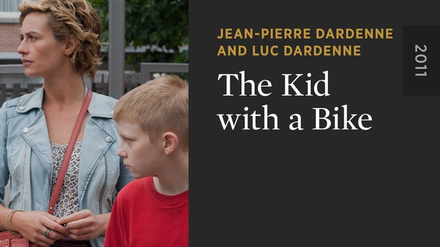 The Kid with a Bike (2011) with English Subtitles (DVD)