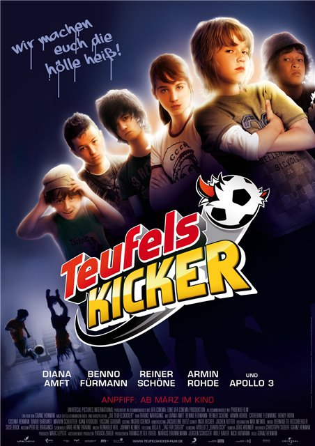 Devil's Kickers (2010) with English Subtitles (DVD)