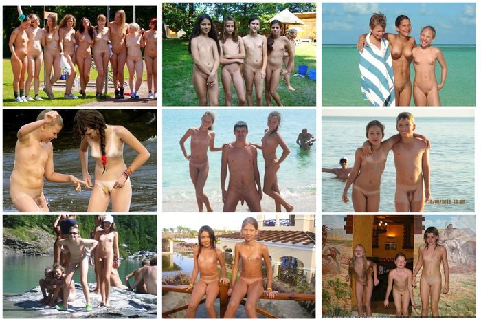 Family Nudism Photo Mix 3