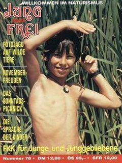 Jung and Frei Magazines (Selected Numbers) 1