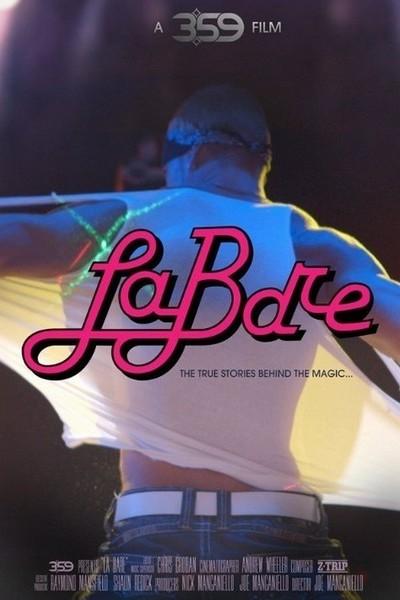 La Bare (2014) DVD