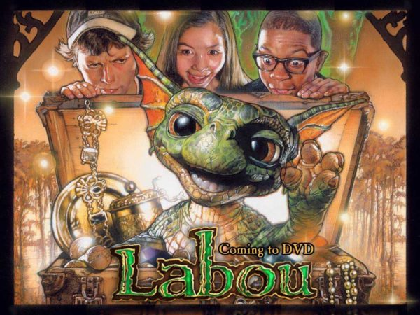 Labou (2008) DVD