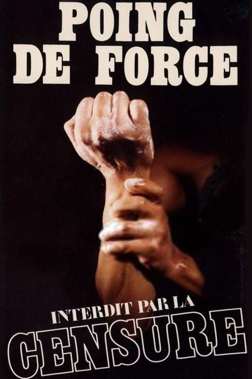 Poing de force (1976) DVD