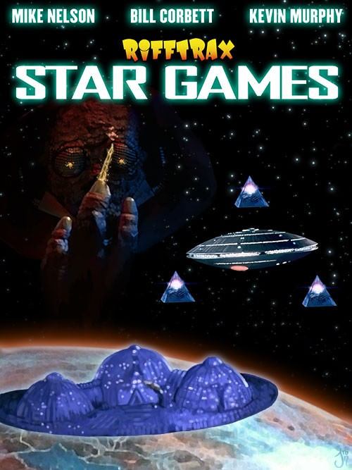 Stargames (1998) starring Trevor Clark Full 90Min DVD