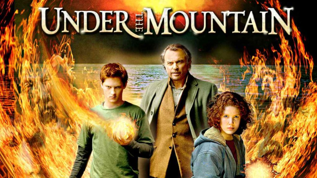 Under the Mountain (2009) starring Tom Cameron on DVD