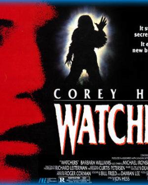 Watchers (1988) DVD