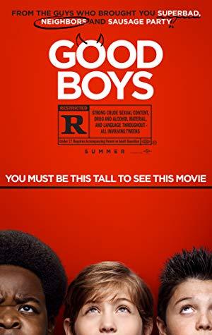 Good Boys 2019 2