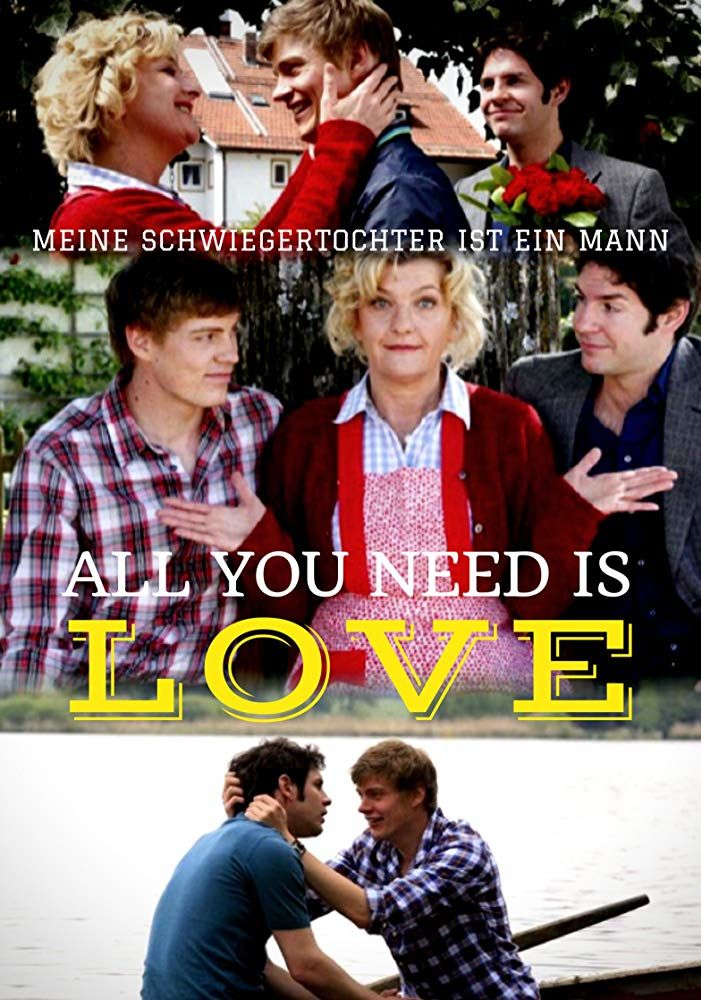 All You Need Is Love (2009) German Poster