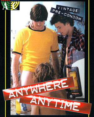 Anywhere Anytime (1985) DVD