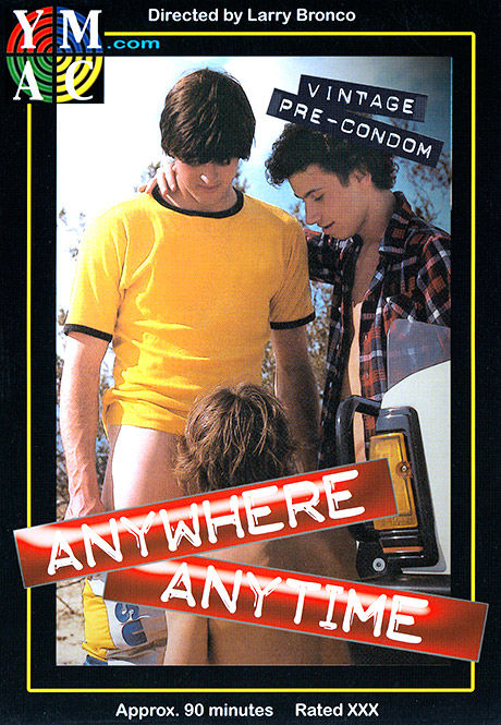 Anywhere Anytime (1985) with Jack Steele on DVD
