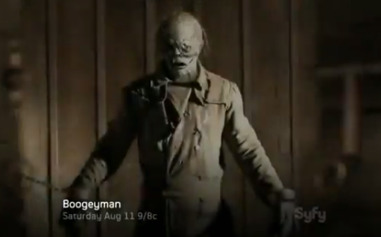 Boogeyman (2012) DVD