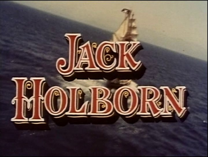 Jack Holborn (1982) with Patrick Bach Complete Series on DVD