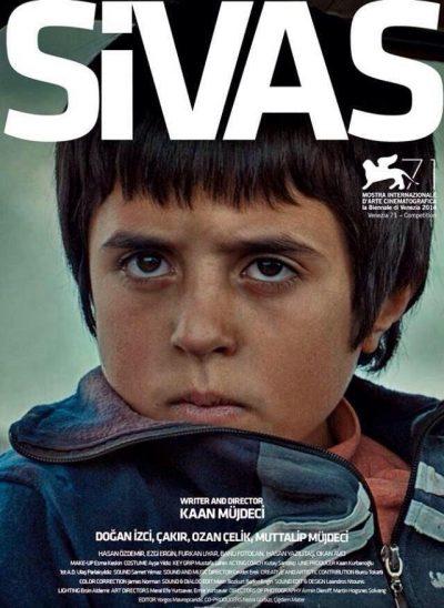 Sivas (2014) starring Okan Avci on DVD