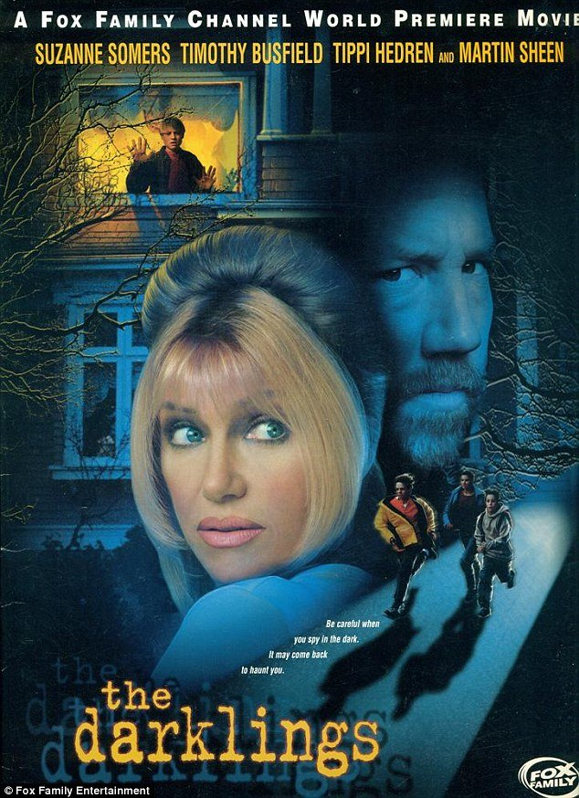 The Darklings (1999) starring Ryan DeBoer, Suzanne Somers