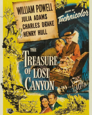 The Treasure of Lost Canyon (1952) DVD