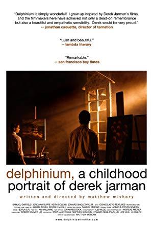 Delphinium: A Childhood Portrait of Derek Jarman 2009 2