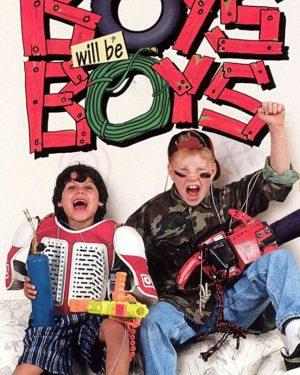 Boys Will Be Boys (1999) DVD