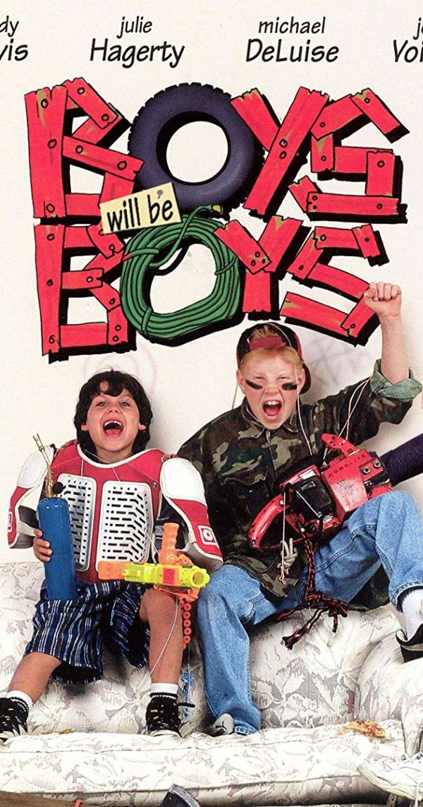 Boys Will Be Boys (1999) DVD
