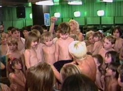 Naturist Christmas Party in Czech Republic 1