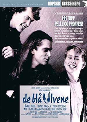 De blå ulvene (1993) on DVD 2