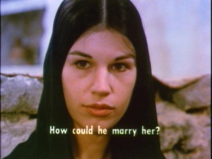 I Love You Rosa 1972 with English Subtitles 6
