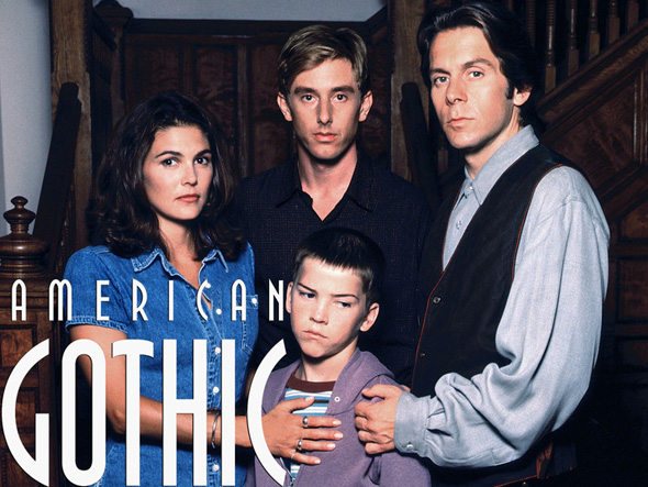 American Gothic (1995) Complete 22 Episodes on DVD