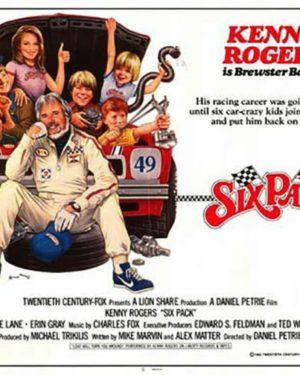 Six Pack (1982) DVD