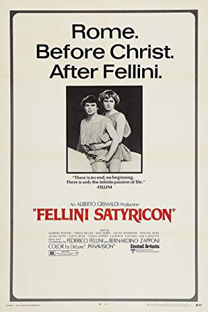 Fellini Satyricon 1969 with English Subtitles 2