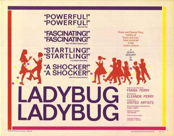 Ladybug Ladybug (1963) DVD