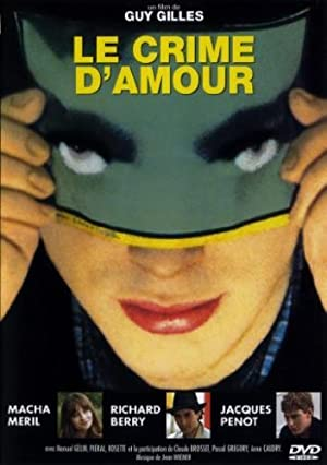 Le crime d'amour 1982 with English Subtitles 2