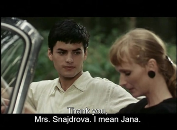 The Sadness of Mrs. Snajdrova 2008 with English Subtitles 1