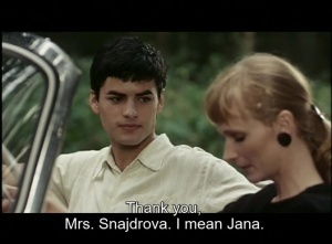 The Sadness of Mrs. Snajdrova 2008 with English Subtitles 9