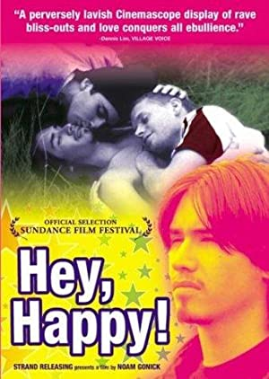 Hey, Happy! (2001) with English Subtitles on DVD 1