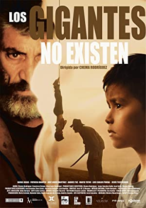 Los Gigantes No Existen 2017 with English Subtitles on DVD 1
