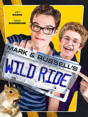 Mark & Russell's Wild Ride 2015 1