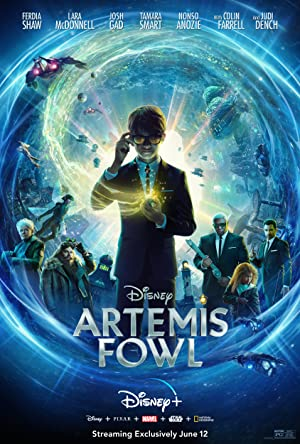 Artemis Fowl 2020 21